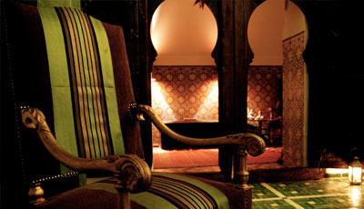 Contactez-nous - Riad Vert 3
