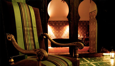 Contact us - Riad Vert 3