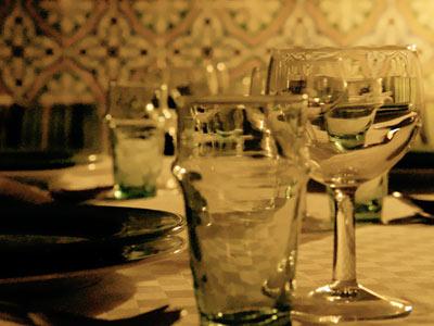 Restaurant - Riad Vert 1