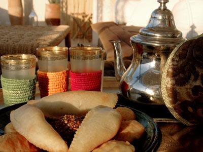 Restaurant - Riad Vert 5