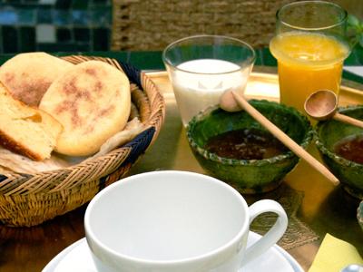 Restaurant - Riad Vert 6
