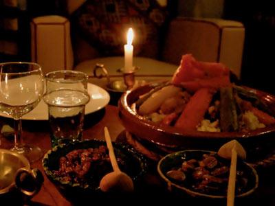 Restaurant - Riad Vert 2
